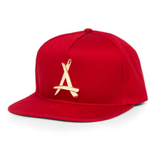 Load image into Gallery viewer, 24K SNAPBACK (RED)