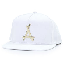 Load image into Gallery viewer, 24K SNAPBACK (WHITE)