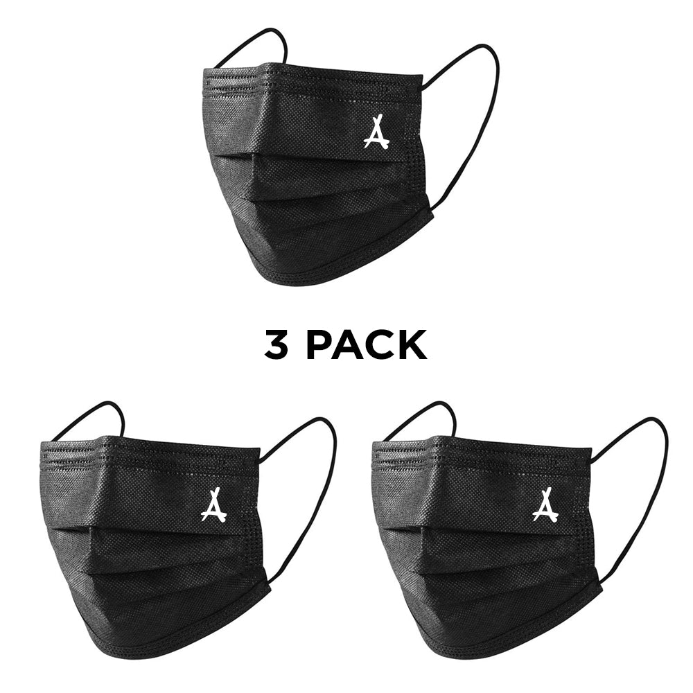ALUMNI DISPOSABLE FLU MASK (3 PACK)