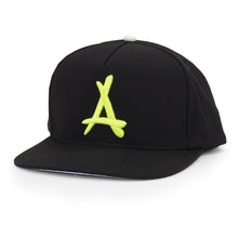 Load image into Gallery viewer, 3M VOLT SNAPBACK (BLACK)