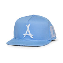 Load image into Gallery viewer, AOP SNAPBACK (CAROLINA BLUE)