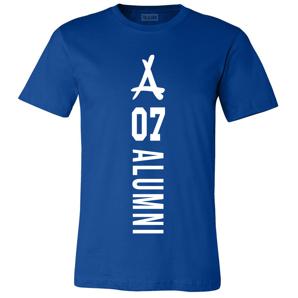 ALUMNI SPORT TEE (ROYAL)