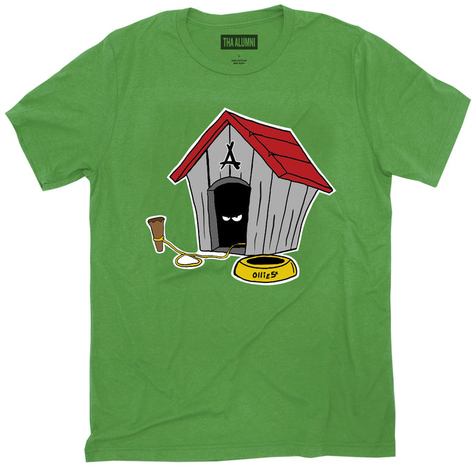 WATCH DOG TEE (GREEN)