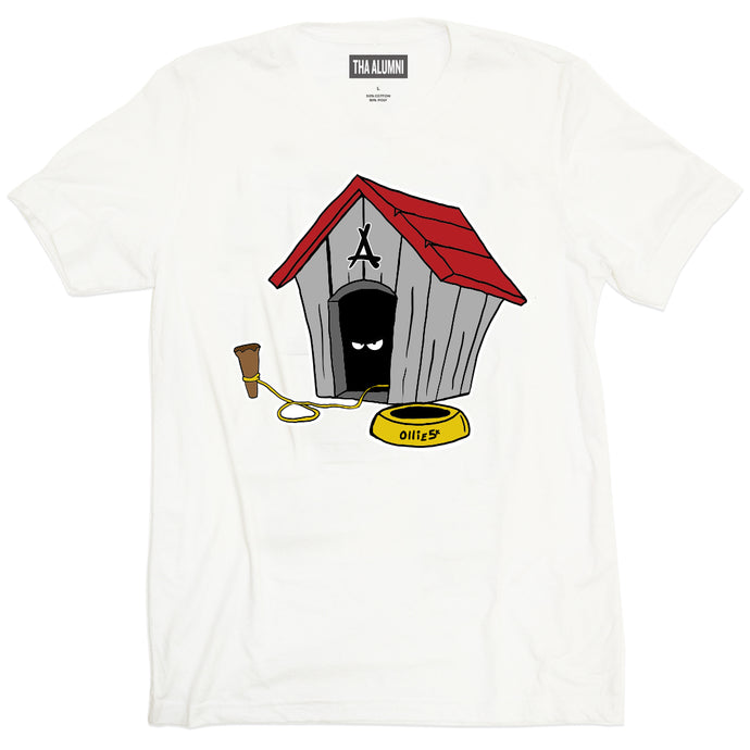 WATCH DOG TEE (WHITE)