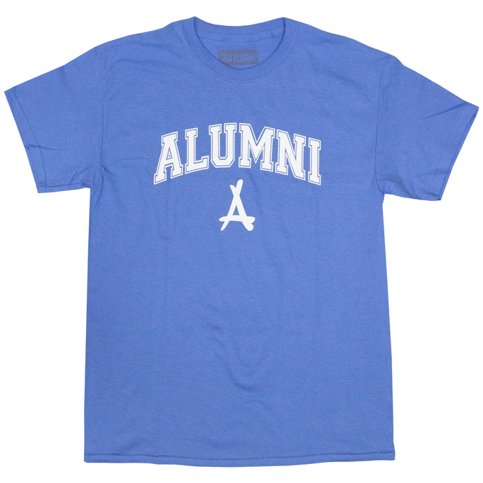 COLLEGIATE TEE (CAROLINA BLUE)