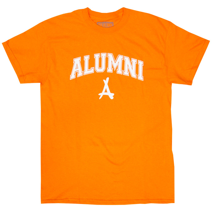 COLLEGIATE TEE (ORANGE)