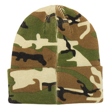 Load image into Gallery viewer, 24K CAMO BEANIE (GOLD)