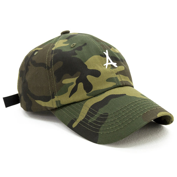 LOGO DAD HAT (CAMO)