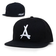"Load image into Gallery viewer, CLASSIC ""A"" FITTED HAT"