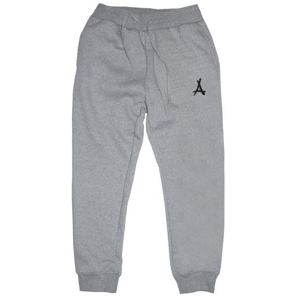 CLASSIC A SKINNY JOGGERS (GREY)