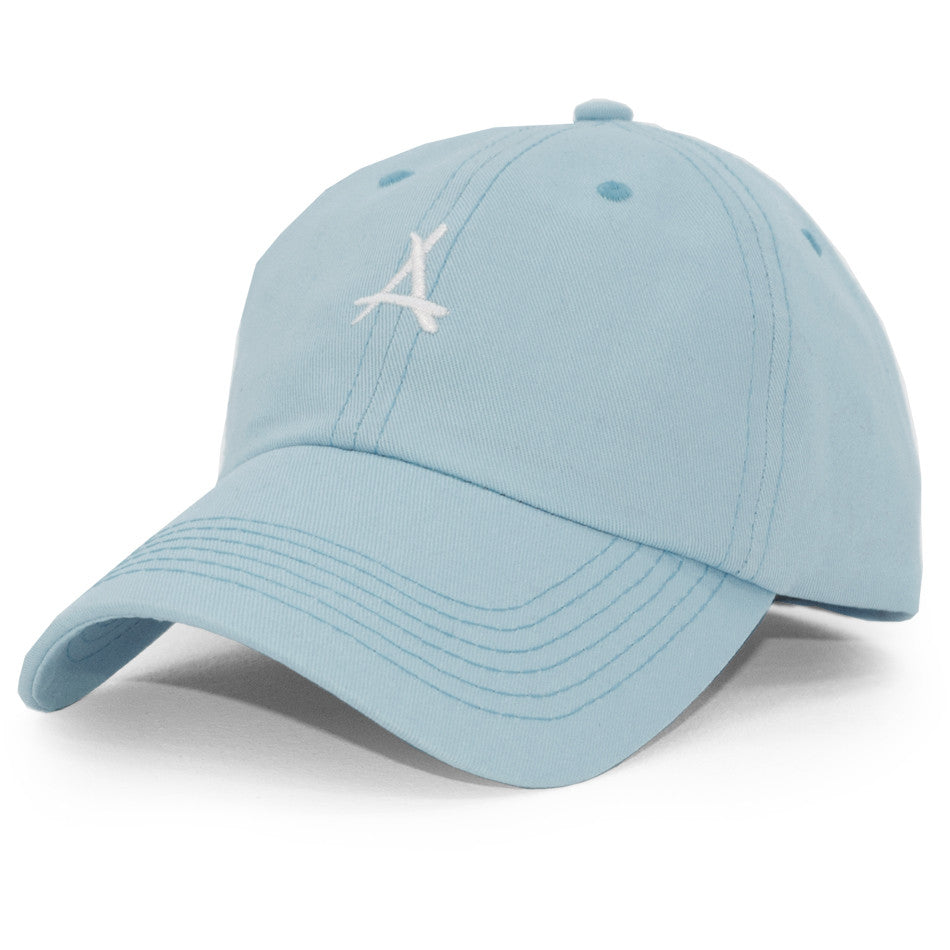 LOGO DAD HAT (LIGHT BLUE)