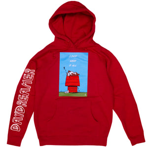 DAYDREAMER HOODIE (RED)