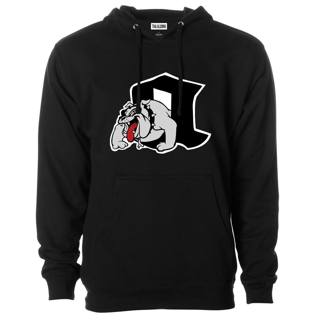 DOGHOUSE HOODIE (BLACK)