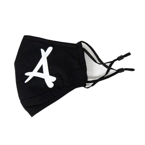 "FILTER LOGO ""A"" MASK (ADULT)"
