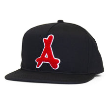 Load image into Gallery viewer, RED FLIGHT SNAPBACK