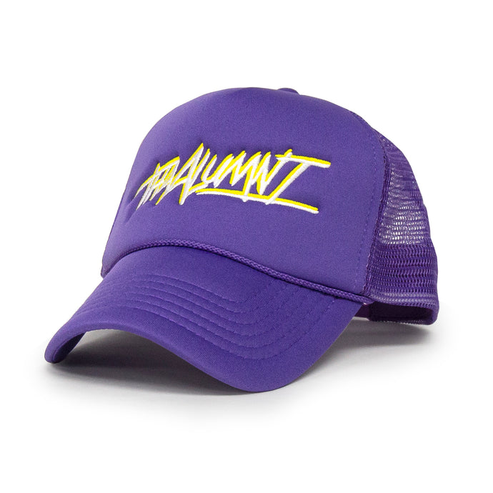 THA ALUMNI FOAM TRUCKER (LAKERS)