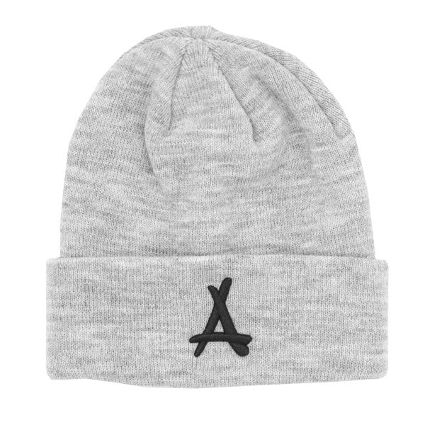 HEATHER GREY CLASSIC A BEANIE