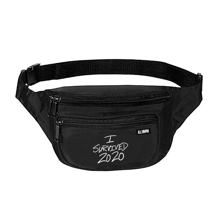 I SURVIVED 2020 DAD BAG (BLACK)