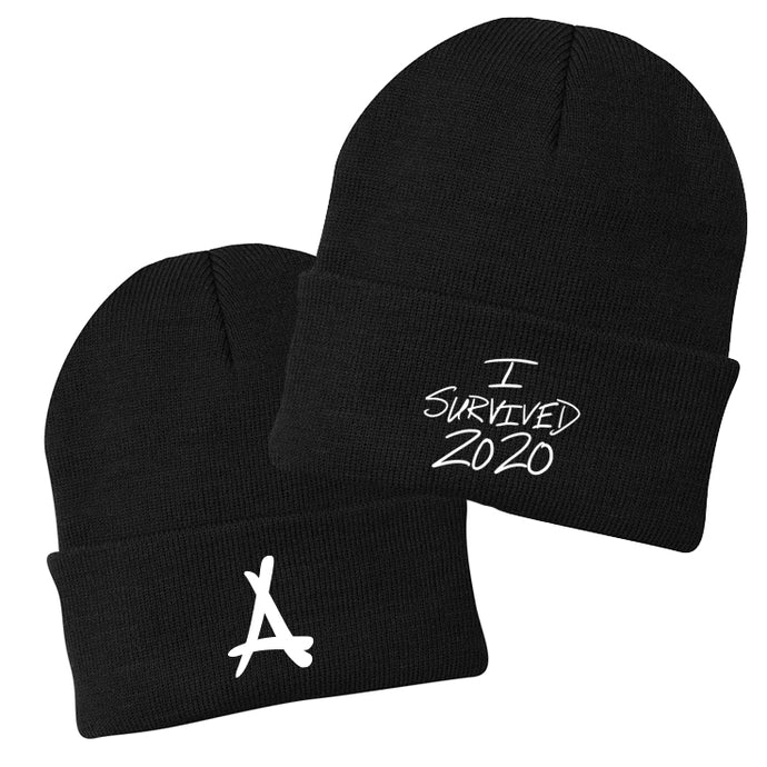 I SURVIVED 2020 BEANIE