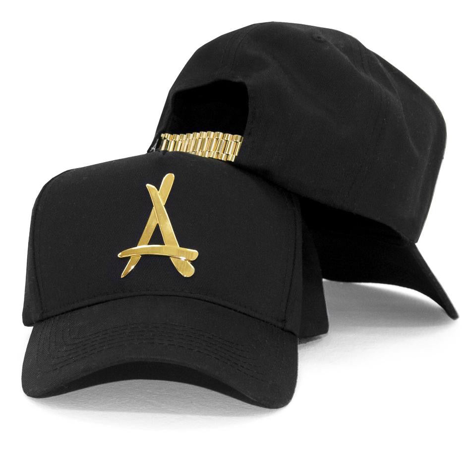 24K PRESIDENTIAL (CURVED BILL)