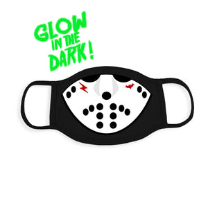 JASON FLU MASK (GLOW IN THE DARK)