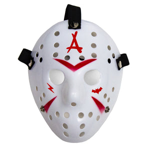 ALUMNI JASON MASK (WHITE)