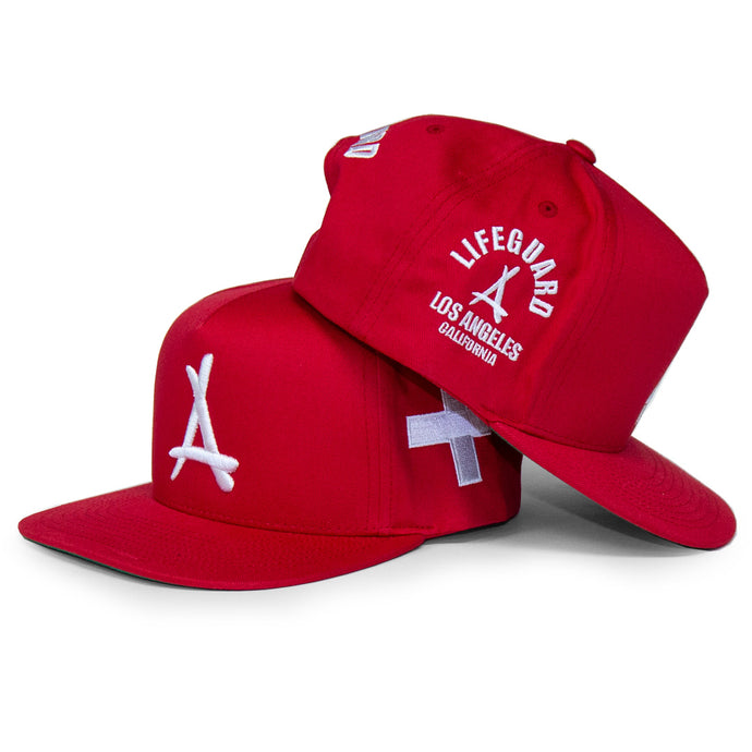 LIFEGUARD SNAPBACK