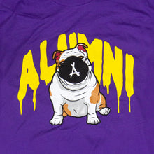 Load image into Gallery viewer, OLLIE DRIP TEE (PURP + GOLD)