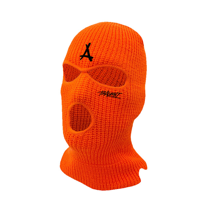 SQUAD SKI MASK (ORANGE)