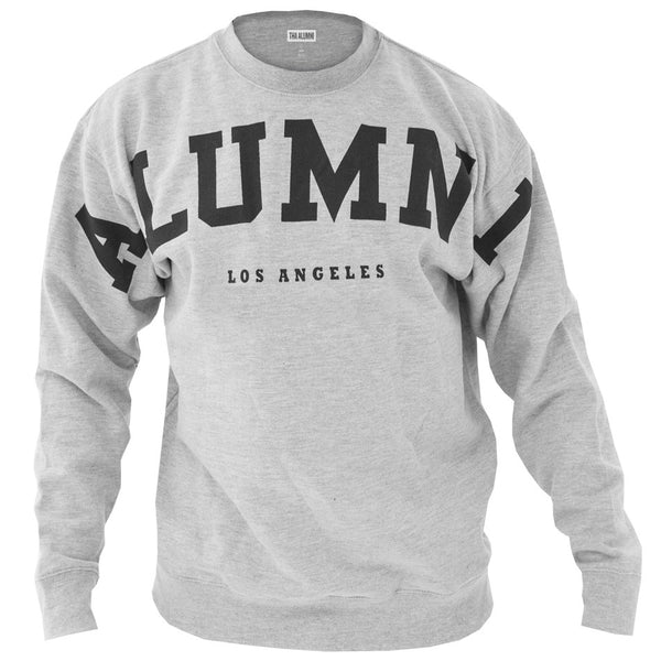 ALUMNI ISLAND CREW (HEATHER GREY)