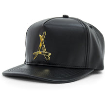 Load image into Gallery viewer, 24K LEATHER PRESIDENTIAL (BLACK)