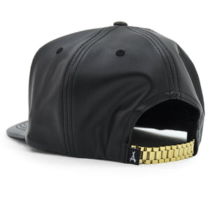 24K LEATHER PRESIDENTIAL (BLACK)