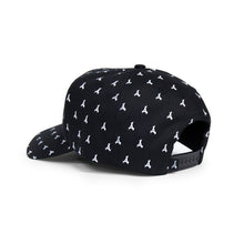 Load image into Gallery viewer, INFINITE LOGO SNAPBACK (BLACK)