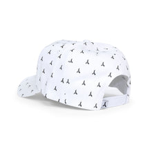 Load image into Gallery viewer, HEAVY LOGO SNAPBACK (WHITE)