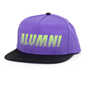 RUNNER SNAPBACK (PURPLE)