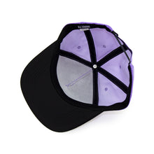 Load image into Gallery viewer, RUNNER SNAPBACK (PURPLE)