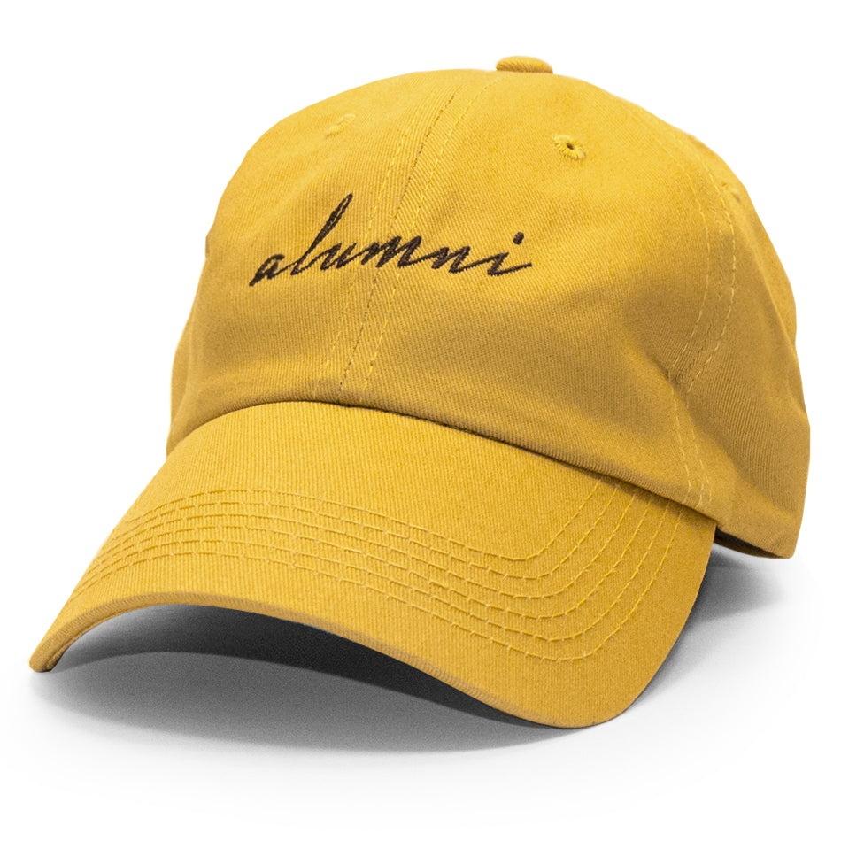 SIGNATURE DAD HAT (WHEAT)