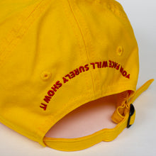 Load image into Gallery viewer, SMILEY DAD HAT (YELLOW)