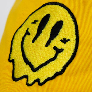 SMILEY DAD HAT (YELLOW)