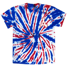 Load image into Gallery viewer, TIE DYE FREEDOM TEE