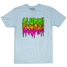 Load image into Gallery viewer, TRIPLE SLIME TEE (BABY BLUE)