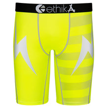 Load image into Gallery viewer, ALUMNI x ETHIKA 3M VOLT BOXER BRIEFS