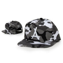 Load image into Gallery viewer, CITY CAMO SNAPBACK