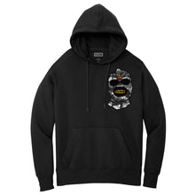 Load image into Gallery viewer, SKI MASK LOGO HOODIE (CITY CAMO)