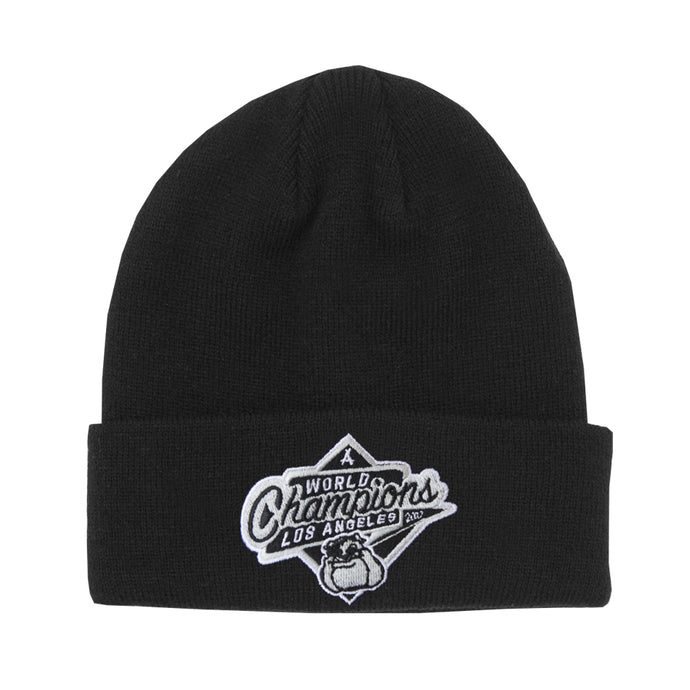 WORLD CHAMPS BEANIE (BLACK)