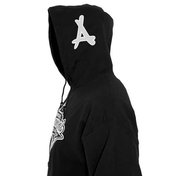 2017 WORLD CHAMPS HOODIE (BLACK)