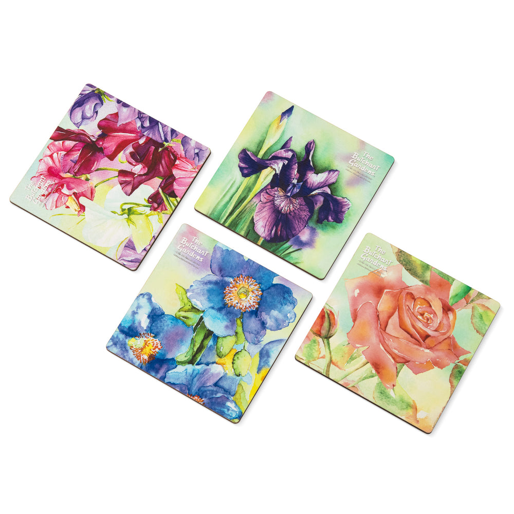SIGNATURE SERIES COASTER SET OF 4