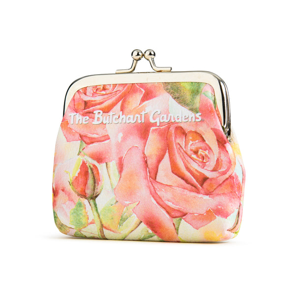 SIGNATURE SERIES CLASP COIN PURSE