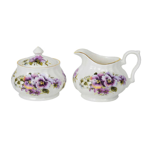 BUTCHART GARDENS CREAM & SUGAR SETS