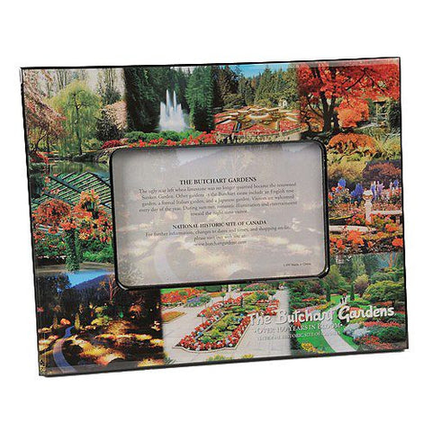 BUTCHART GARDENS PHOTO FRAME